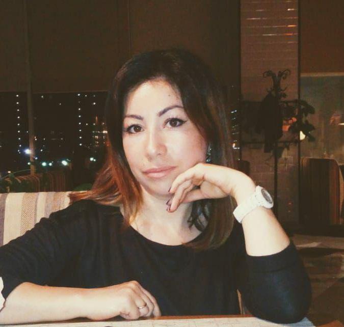 Екатерина Беркоз